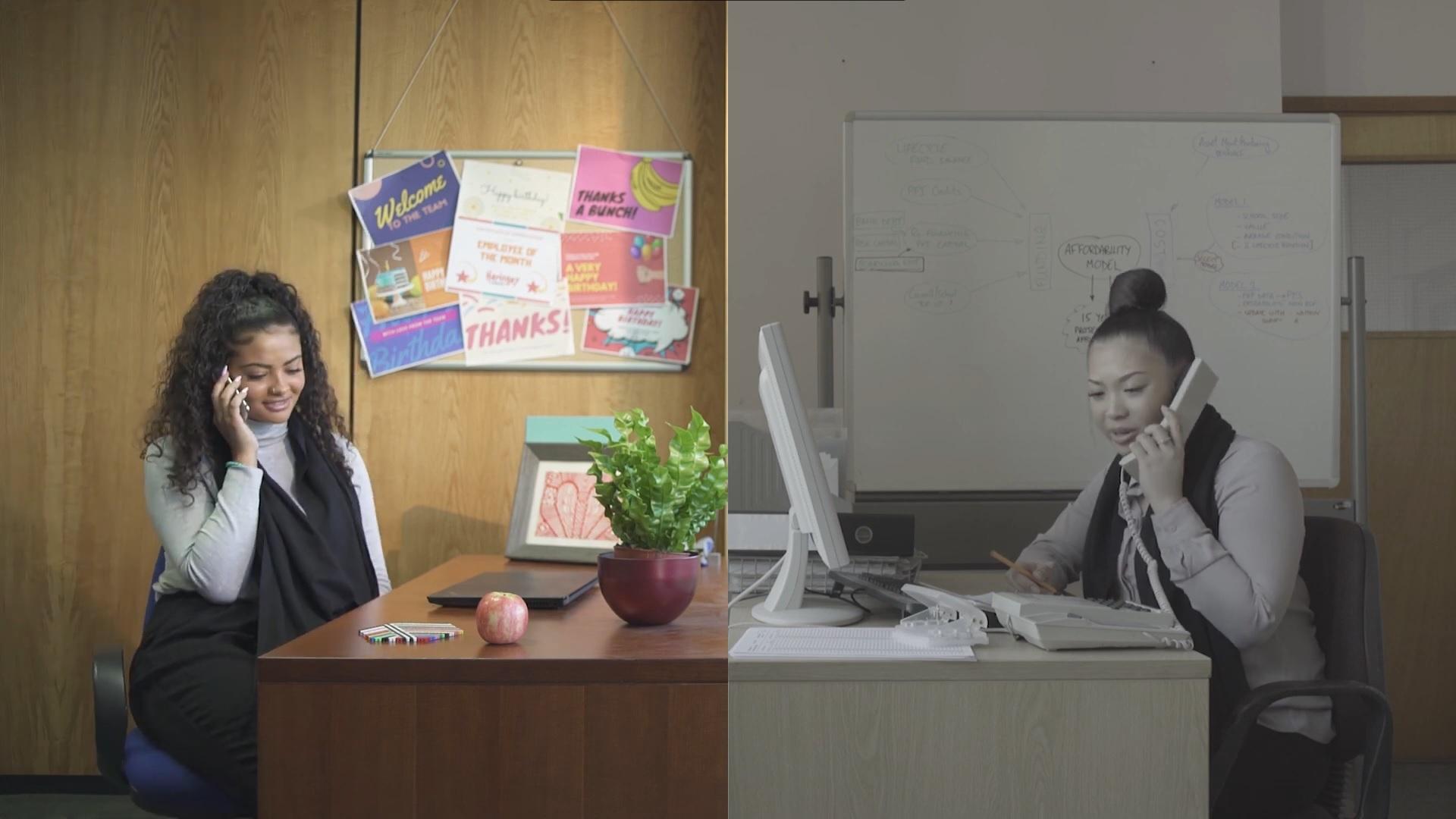 Haringey talent create recruitment film