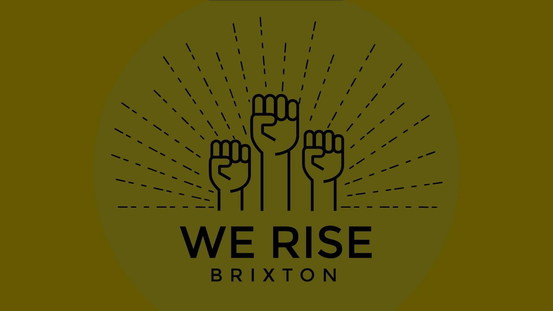 We Rise Brixton logo