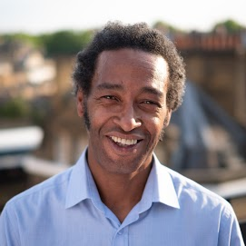 Ray McFarlane, Director - We Rise Brixton